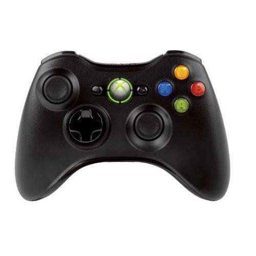 Xbox 360 Wireless Controller für Windows, schwarz
