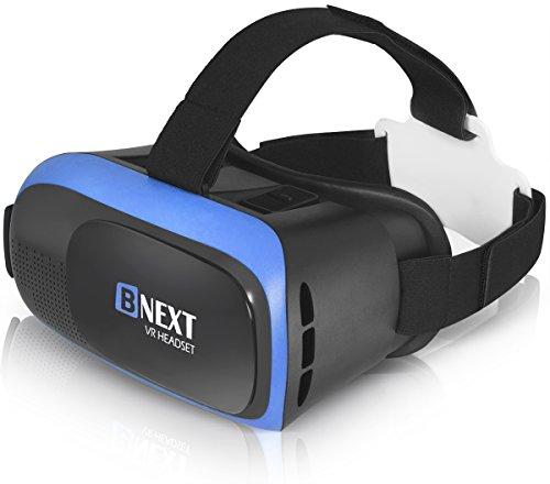 VR-Brillen, Virtual-Reality-Brille Kompatibel mit iPhone &...