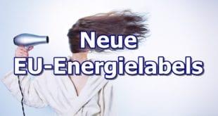 Neue Energielabels: EU-Parlament schafft A++ & A+++ ab
