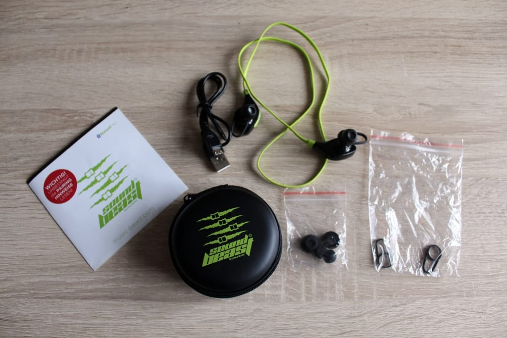 In-Ear Sportkopfhörer Test
