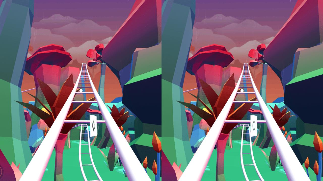 VR Thrills Test