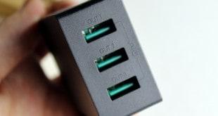Multi USB Ladegerät Test