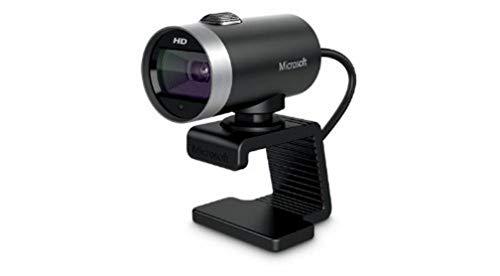 Microsoft 6CH-00002 LifeCam Cinema Webcam (5 Megapixel, 1280...