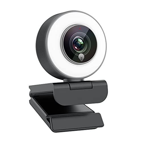 Webcam für Game-Streaming 1080p/eingebauter Einstellbarer...