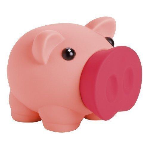 eBuyGB 1274738Sparschwein Piggy für Münzen und Bargeld...