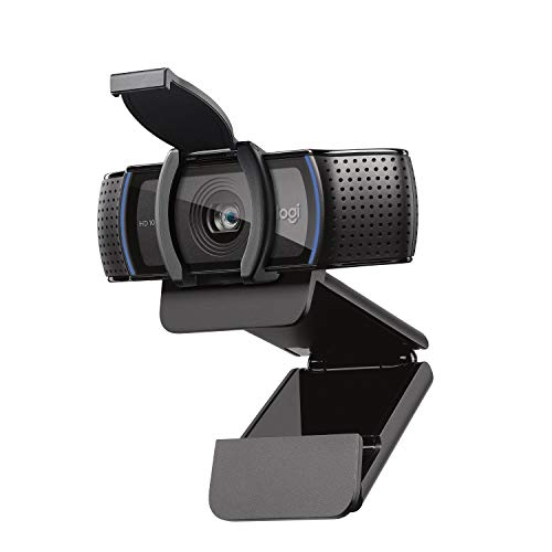 Logitech C920s HD PRO Webcam, Full-HD 1080p, 78° Blickfeld,...