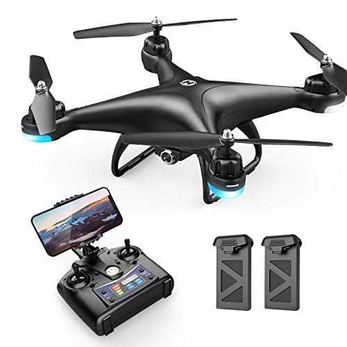 Holy Stone HS110D FPV Drohne mit 1080P Kamera HD WiFi Live...
