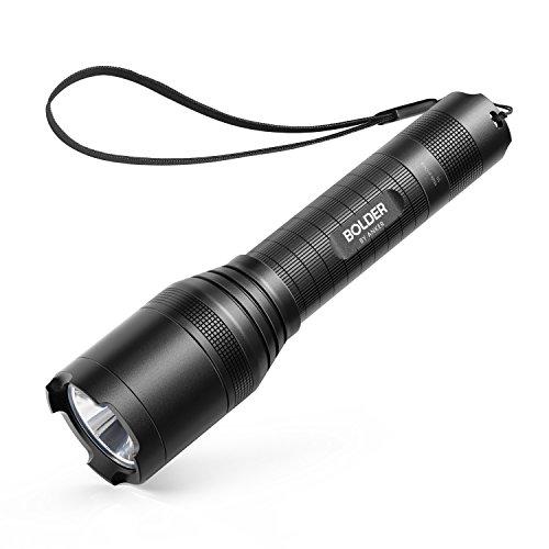 Anker LC90 LED Taschenlampe, IP65 Wasserfest,Super Helle 900...