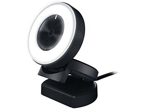 Razer Kiyo - Streaming-Kamera mit Ring-Beleuchtung (USB...