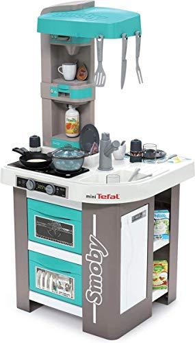 Smoby Tefal Studio Bubble Küche Spielküche für Kinder mit...