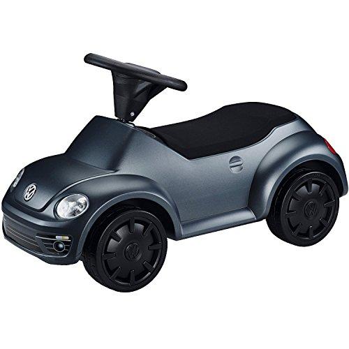 Volkswagen 5C0087500B71N Rutschauto Junior Beetle, anthrazit