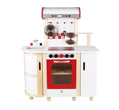 Hape E8018 - Küchentraum, Kinderküche inklusive Zubehör...
