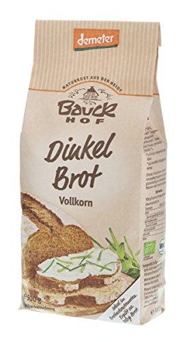 Bauckhof Dinkelbrot-Backmischung (500 g) - Bio