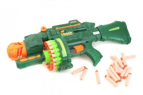 Goods & Gadgets Vollautomatisches Softdart X-Strike Blaster...