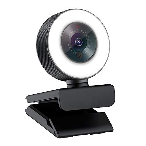 LOGITUBO Webcam für Game-Streaming 1080p/eingebauter...