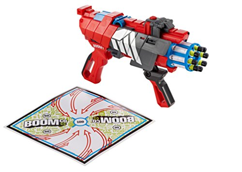 Mattel Boomco BGY62 - Twisted Spinner, inlusive 8 Smart...
