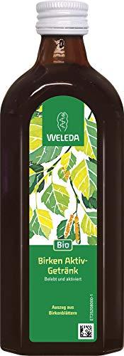 WELEDA Birken Aktiv-Getränk, Belebendes Birkenwasser zum...