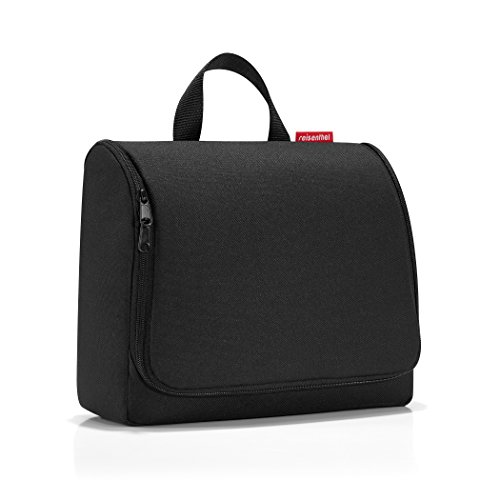 reisenthel toiletbag XL black Maße: 28 x 25 x 10 cm /...