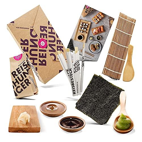 Reishunger Sushi Einsteiger Box inkl. Rezeptkarte -...
