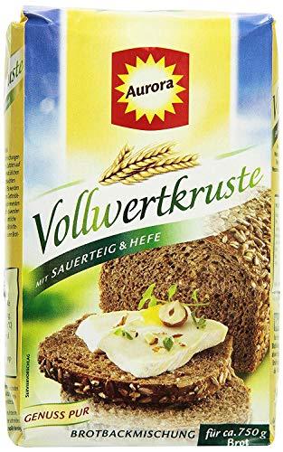 Aurora Vollwertkruste Brotbackmischung, 6er Pack (6 x 500 g)