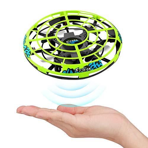 Baztoy UFO Mini Drohne, Kinderspielzeug RC Quadcopter...