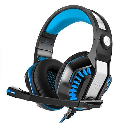 DIZA100 Gaming Headset Rauschunterdrückung Kopfhörer mit...