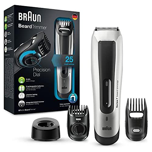 Braun Bartschneider BT5090 – Barttrimmer und...