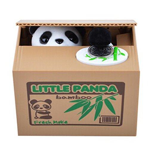 【UNTIL YOU】Gelddose Diebstahl Katzen Pandabär...