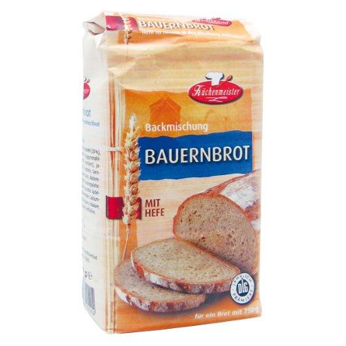 Bielmeier-Küchenmeister Brotbackmischung Bauernhof...