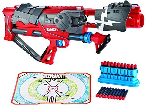 Mattel Boomco Y8618 - Rapid Madness, Blaster mit...