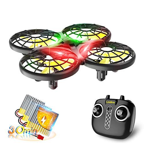 Loolinn   Drohne für Kinder - Mini Drohne, RC Quadrocopter...