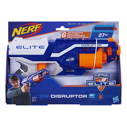 Hasbro B9837EU4 - N-Strike Elite Disruptor Spielzeugblaster,...