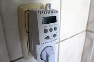 Thermostat für Infrarotheizung