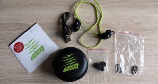 In-Ear Sportkopfhörer Test