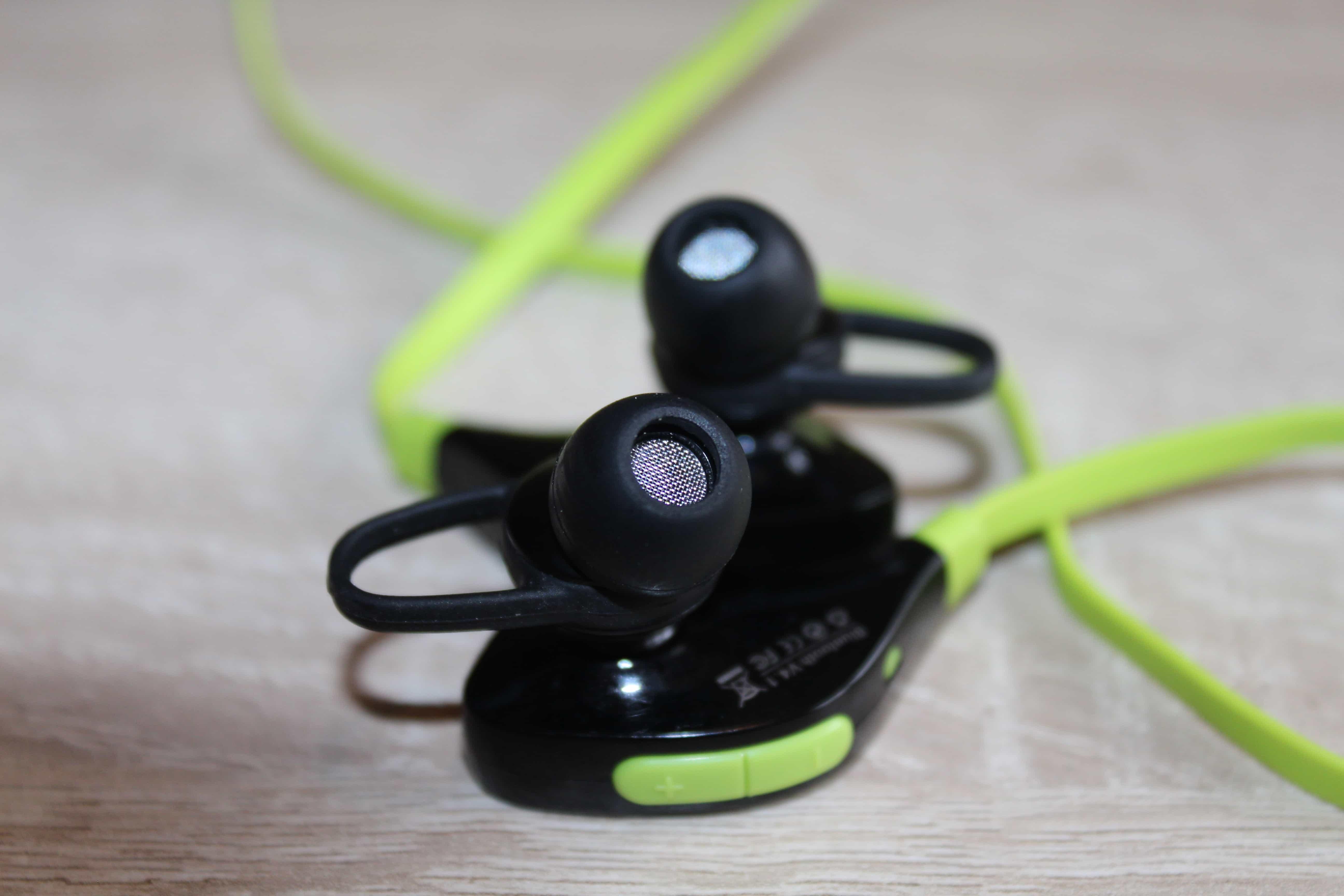 Sport-Kopfhörer Test