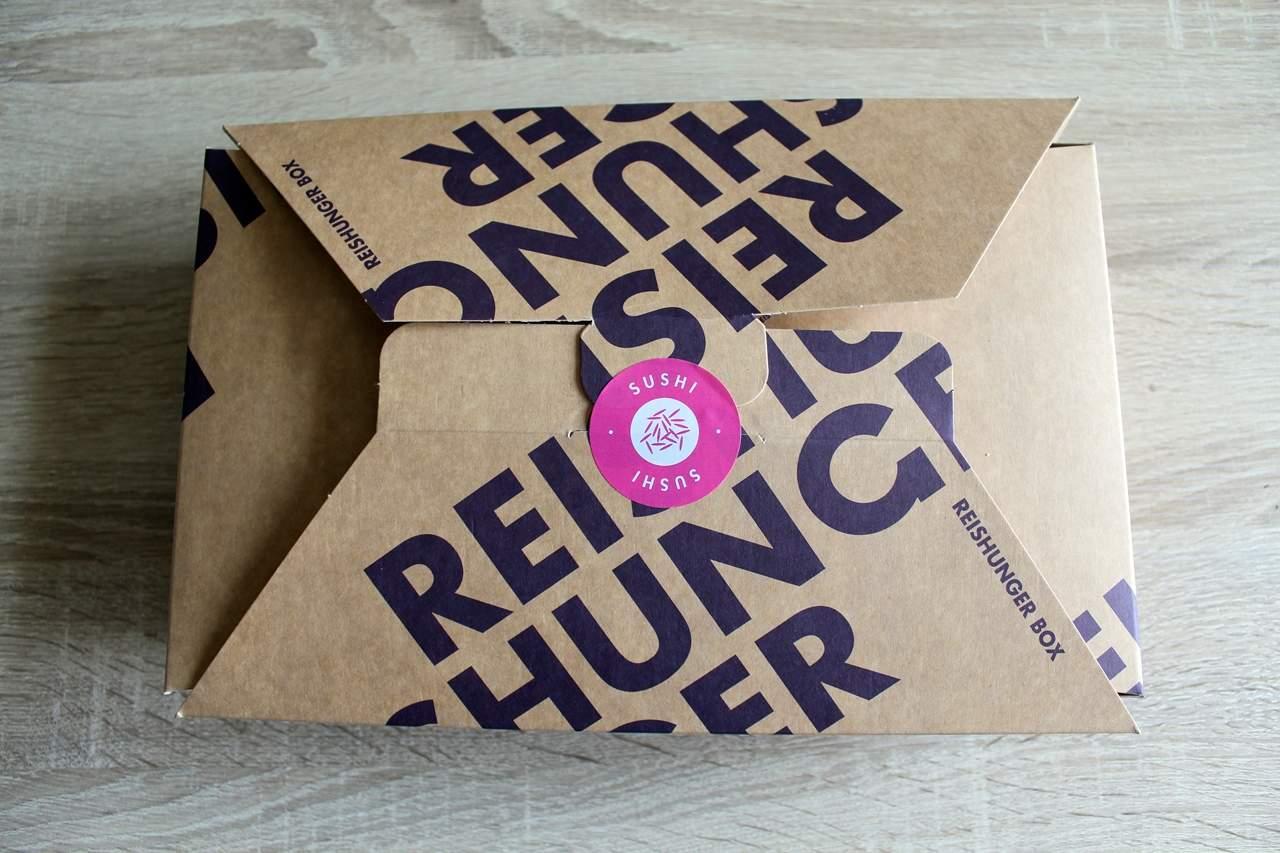 Sushi Box Test - Sushi selber machen samt Zubehör