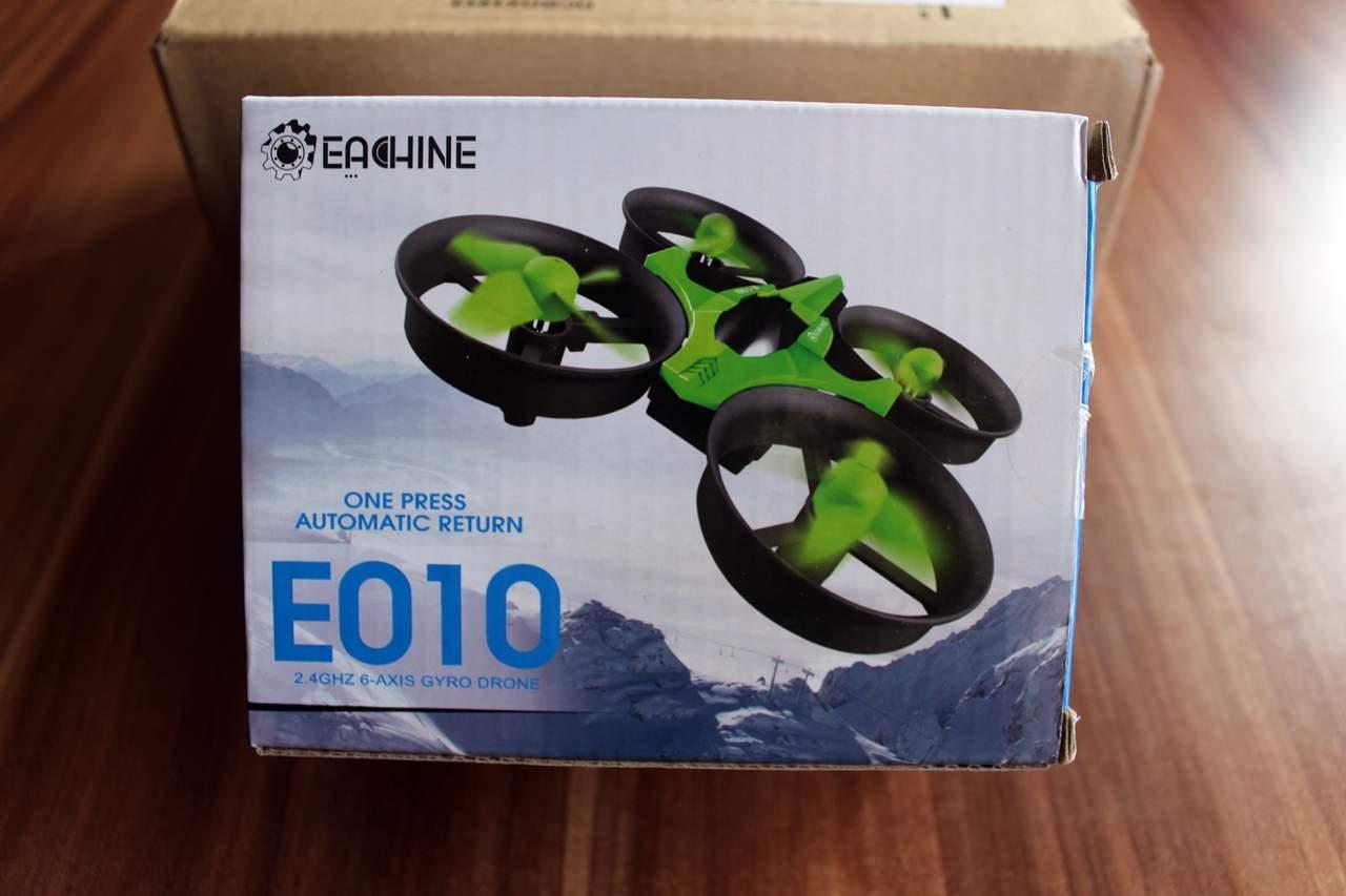 Mini-Quadrocopter Test & Vergleich