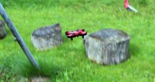 Mini-Drohne Test fürs Wohnzimmer und draußen
