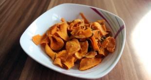Gemüsechips Test: Bio-Zentrale Süßkartoffel-Chips