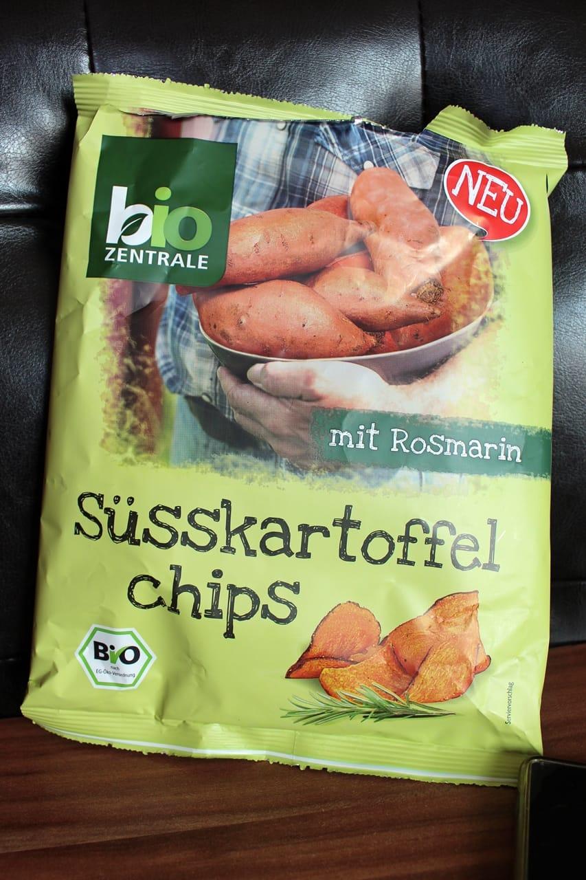 Chips aus Gemüse