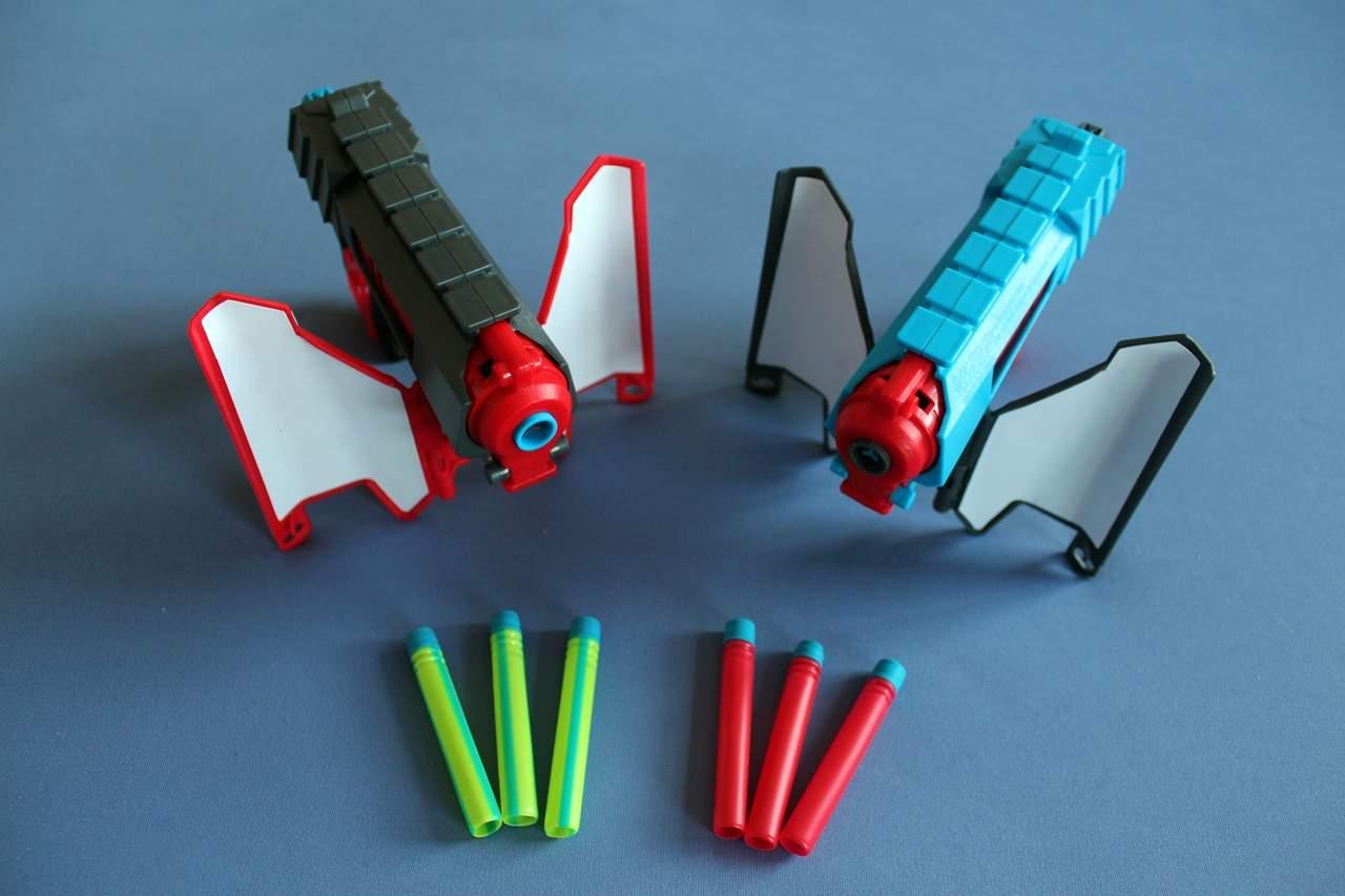 Blaster Test - Boomco Dual Defenders
