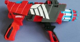 Blaster Test: Mattel Boomco Twisted Spinner
