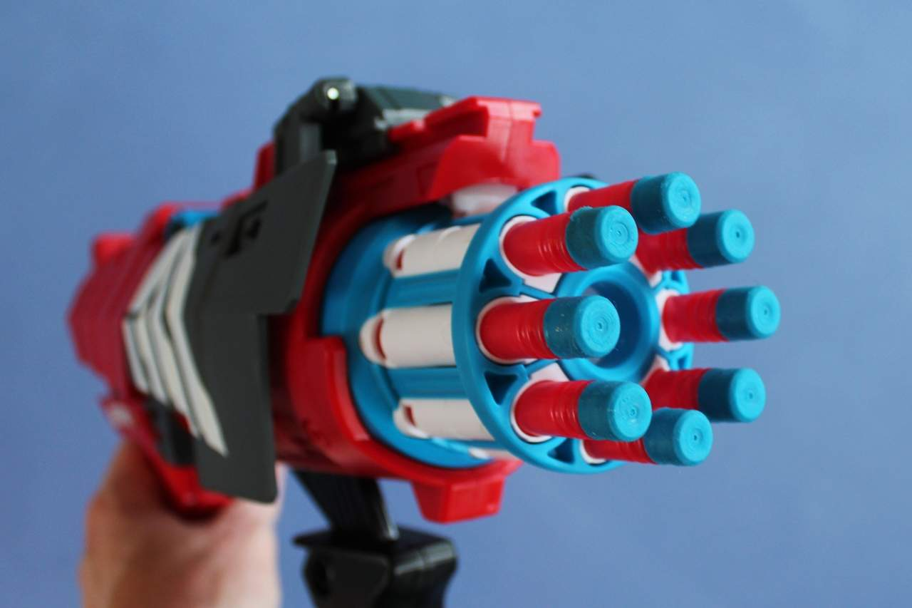 Blaster Test: Nerf Gun Alternative