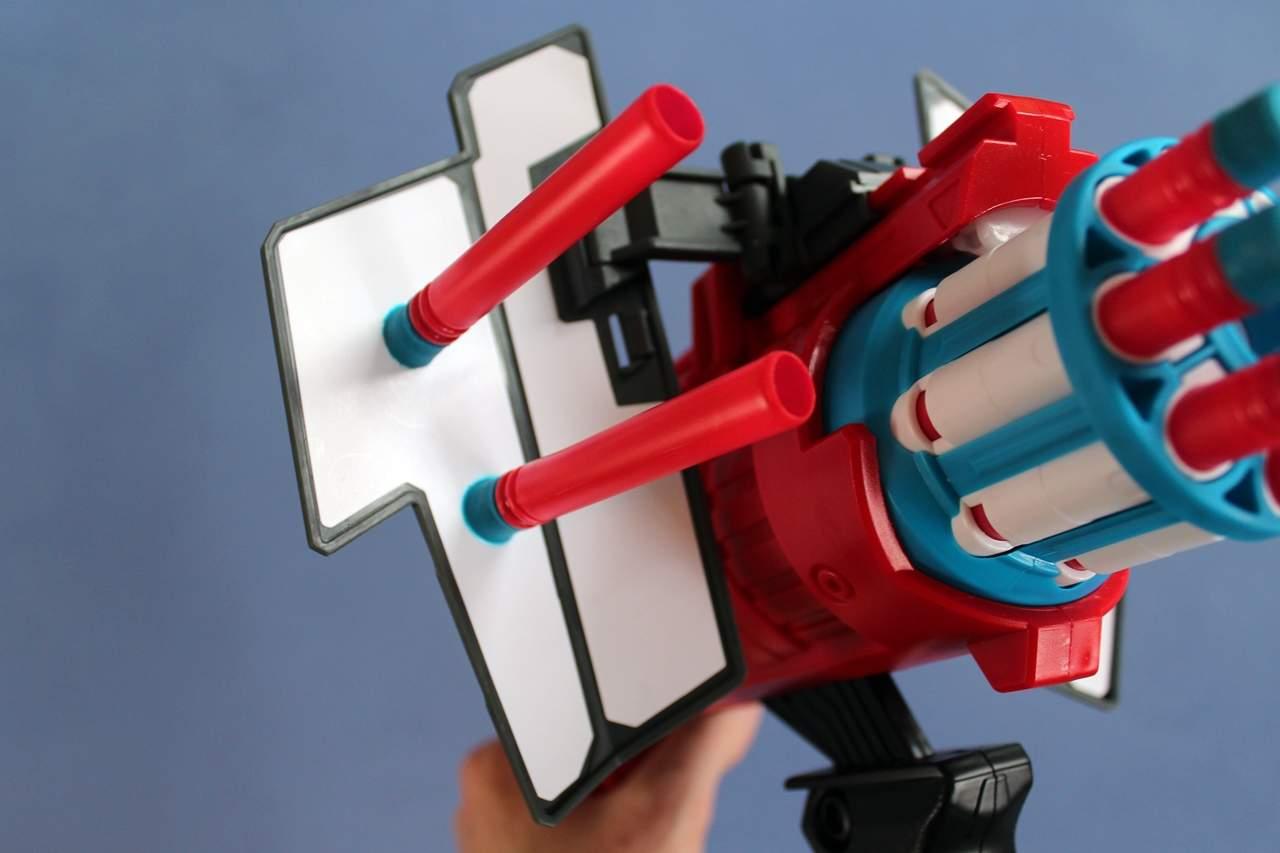 Smart Stick-Pfeile dienen zum Punktspiel mit anderen