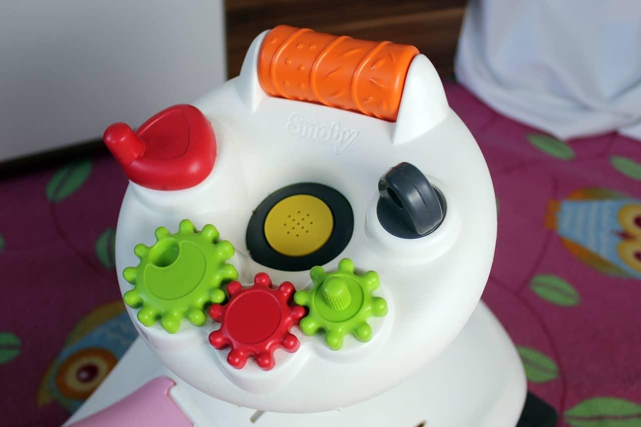Lenken & Fahren mit dem Smoby Bubblo Go