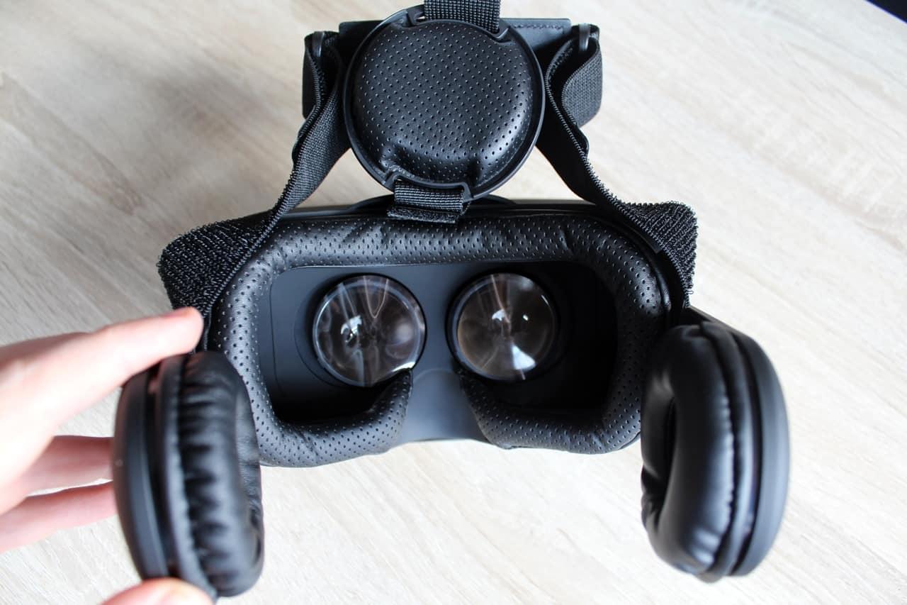 VR-Brille Test