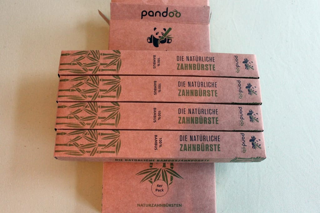 Bambuszahnbürste Test