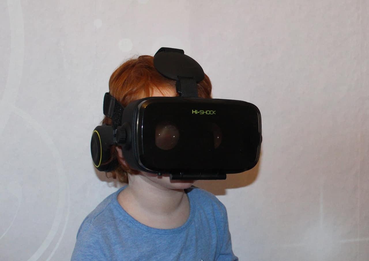 Smartphone VR-Brille für Kinder