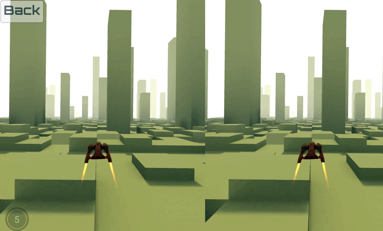 VR X-Racer Test