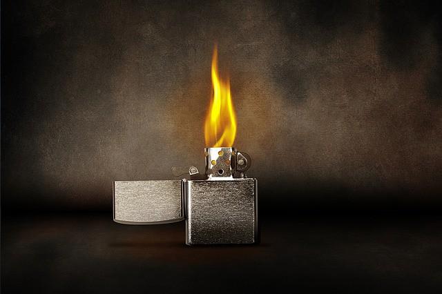 Die 3 Feuerzeugarten - Da geht dir ein Licht auf